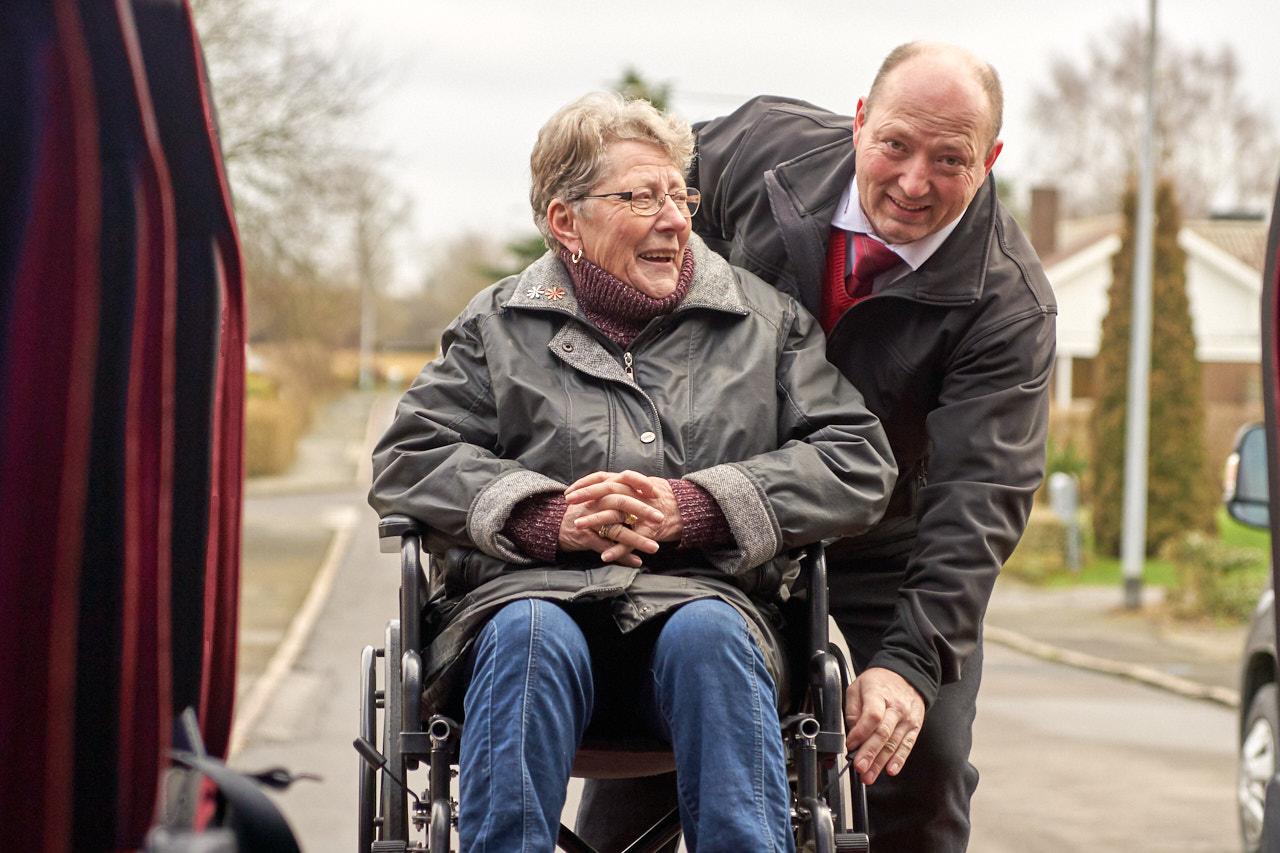 Gudhjem Bus handicapkørsel